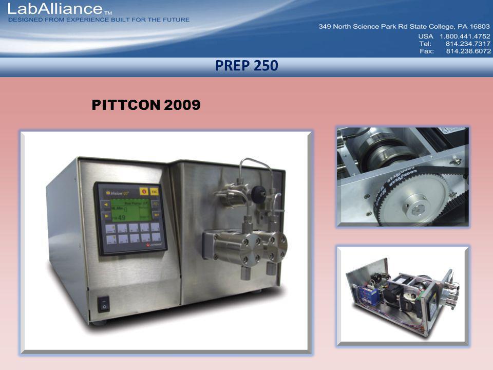 PREP 250 PITTCON 2009
