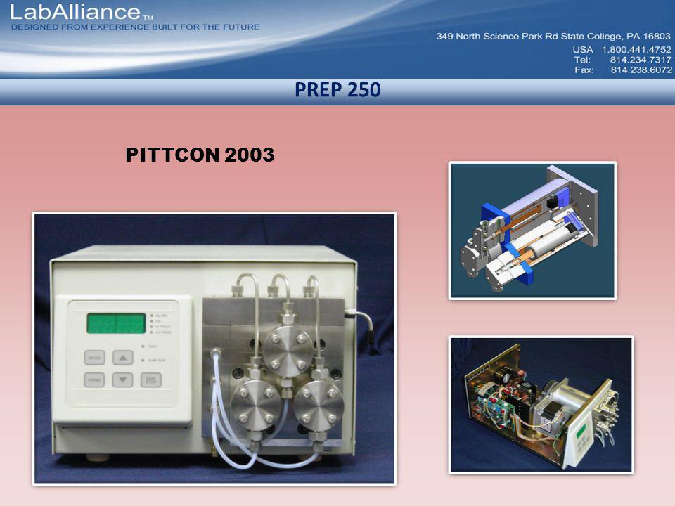 PREP 250 PITTCON 2003