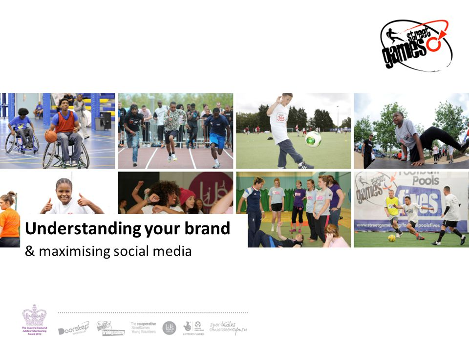 Understanding Your Brand Ill name that brand in one… Understanding your brand A brand game