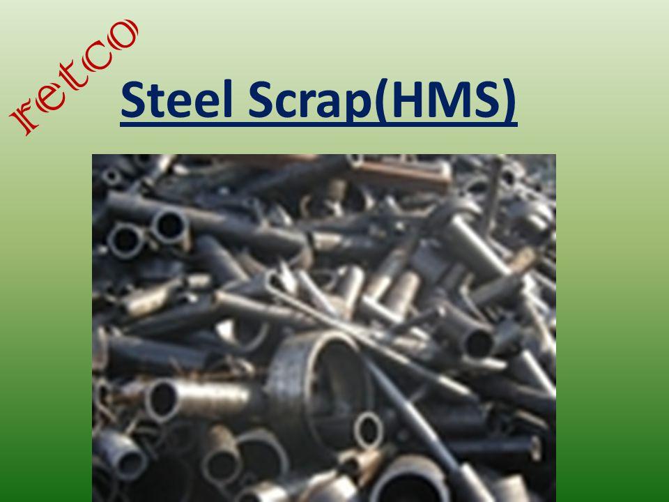 retco Steel Scrap(HMS)