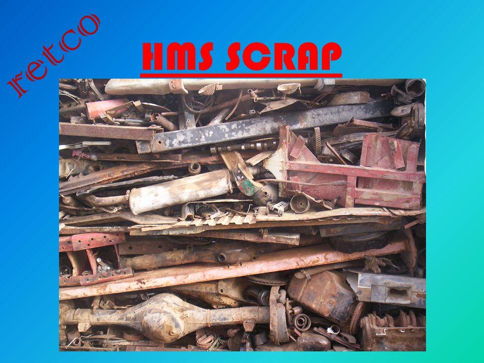 retco HMS SCRAP