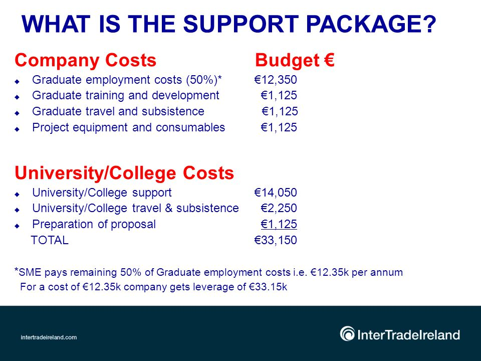 WHAT ELSE DOES INTERTRADEIRELAND CONTRIBUTE.