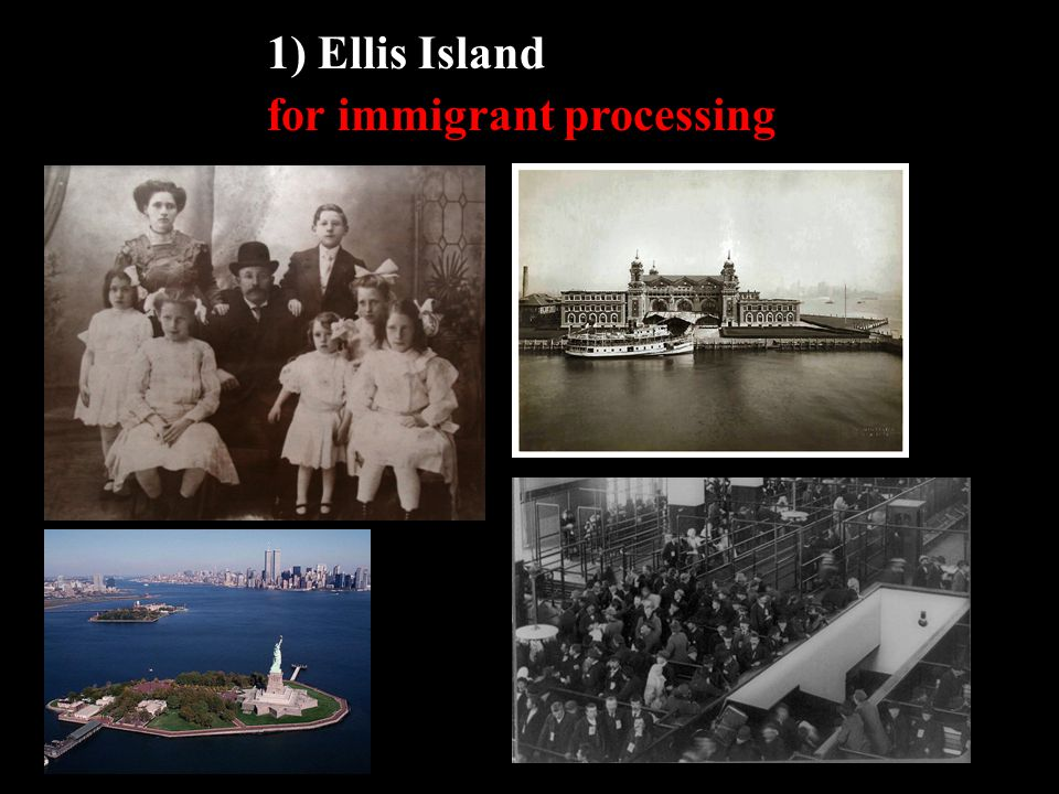 VI) New Immigrants New = those who came to the US after the Civil War (Old = those who came before) New = Catholic & Jewish from S.