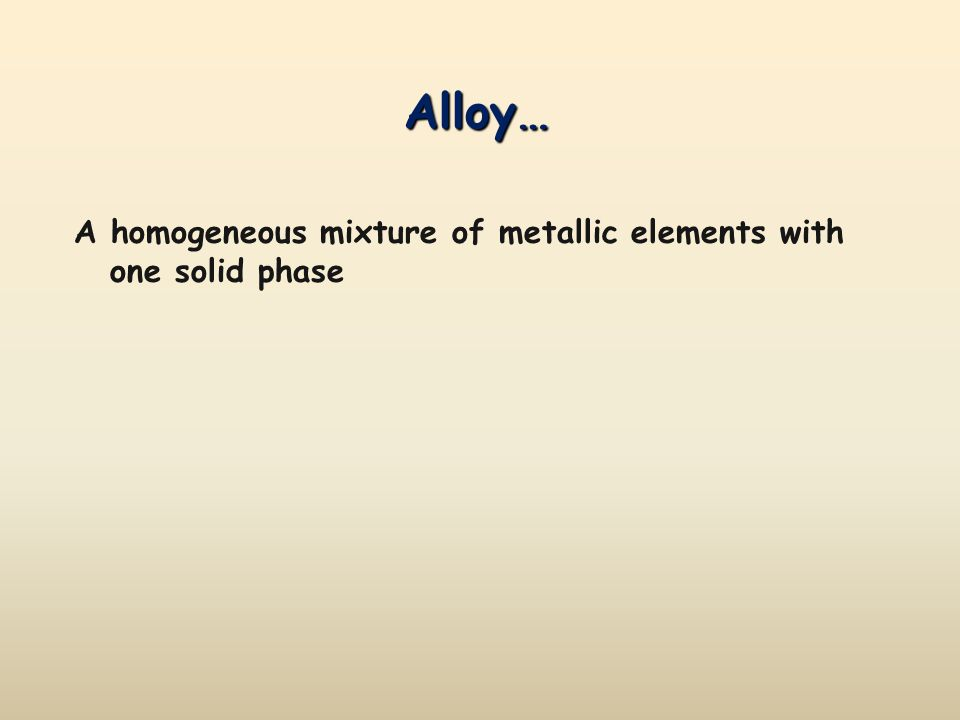 Alloy Problems… Conversion of Total Mass to Mass of a Component Manganese steel is very strong and finds use as railroad rails.