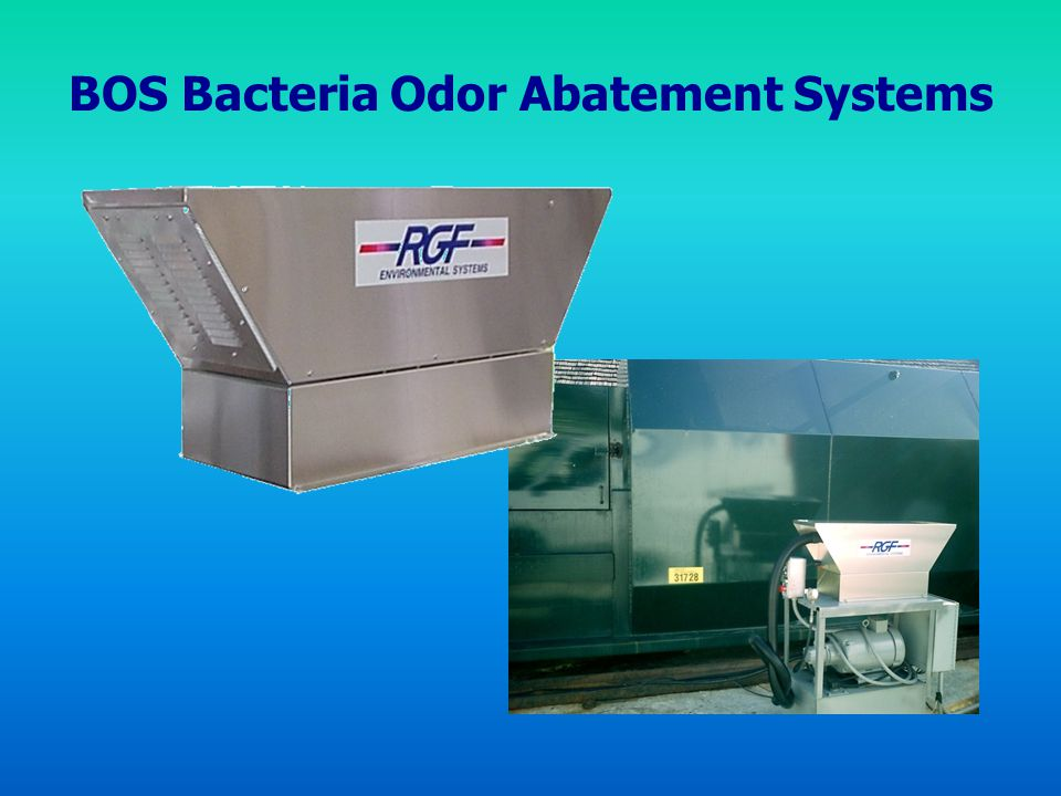 BOS Bacteria Odor Abatement Systems