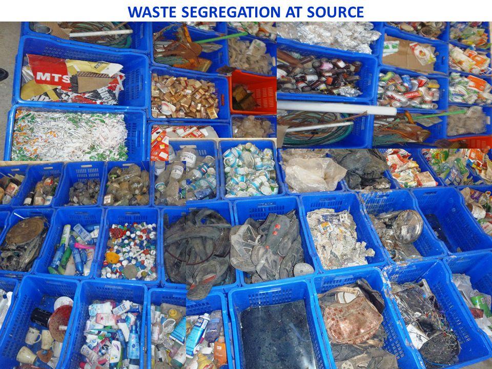 WASTE SEGREGATION AT SOURCE aarenghosh@eximgroupindia.net