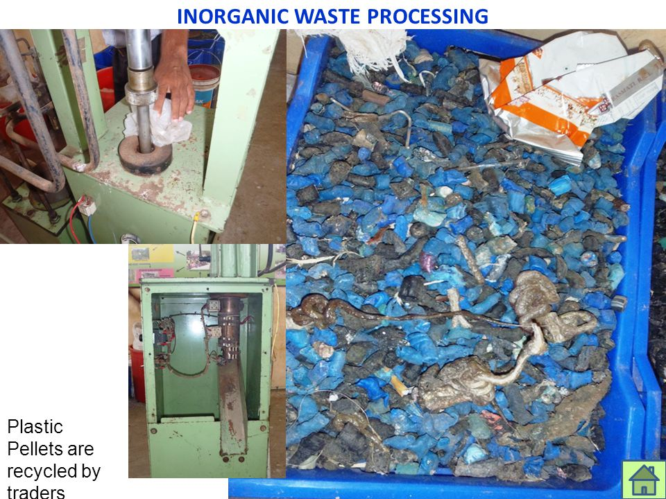 INORGANIC WASTE PROCESSING Plastic Pellets are recycled by traders aarenghosh@eximgroupindia.net