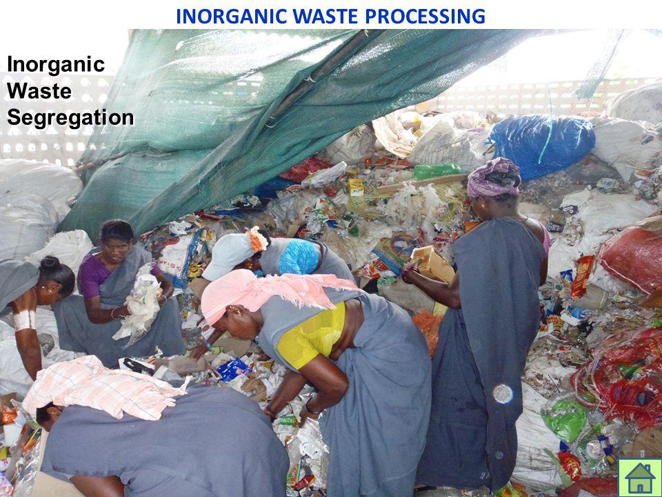 INORGANIC WASTE PROCESSING Inorganic Waste Segregation aarenghosh@eximgroupindia.net