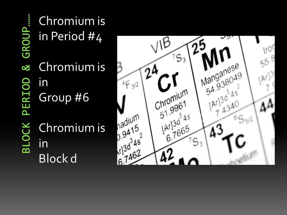 24 Protons, 24 Electrons, 28 Neutrons Atomic Number: 24 Atomic Mass: 52 AMU