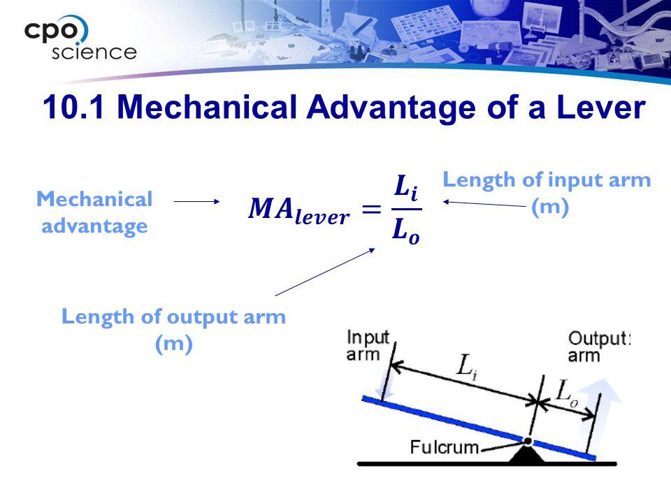 10.3 Kinetic Energy Energy of motion is called kinetic energy.