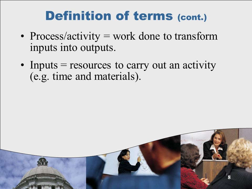 Linking Performance to Payment Are the deliverables/performance measures/outcomes specific to the tasks and services.