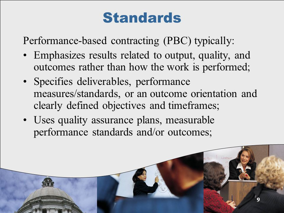 Approach Overview Source: Seven Steps to Performance-Based Services Acquisition, www.acqnet.gov/Library/OFPP/BestPractices/pbsc] 20