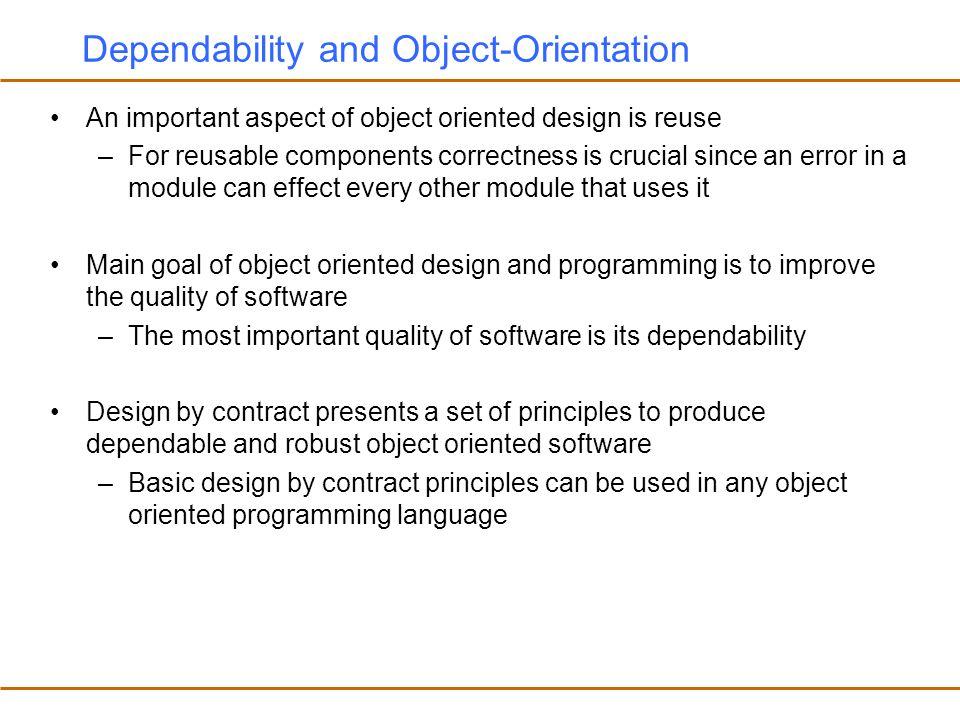 Defensive Programming vs.