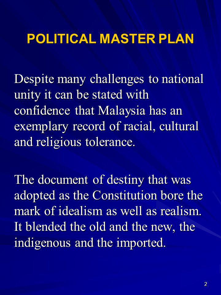 43 ISLAMISATION AND ITS IMPACT ON NATIONAL UNITY At the political front, an engaging debate has been going on about whether Malaysia is a secular or Islamic state.