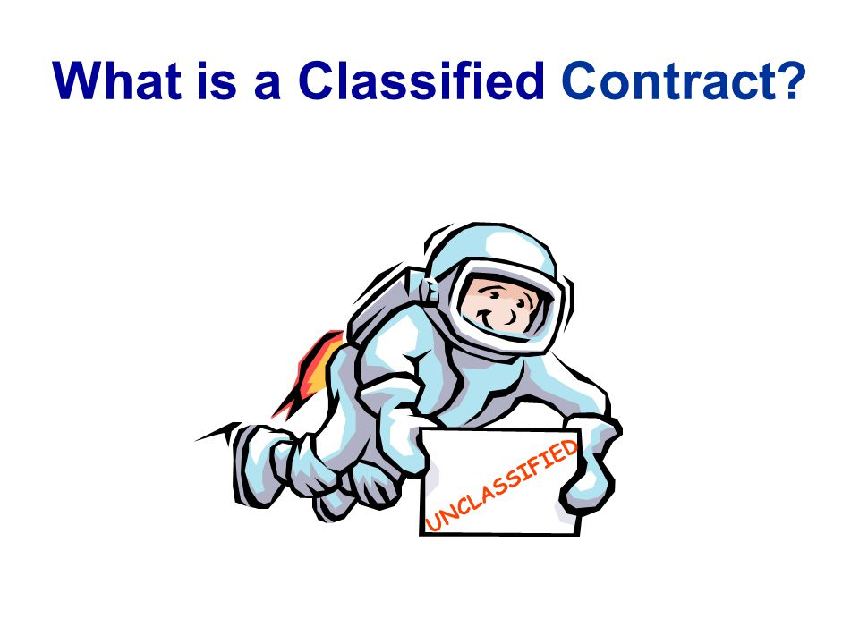 The Classification Guidance Specification Department of Defense Contract Security Classification Specification DD Form 254, Dec 90 Original Revised Final