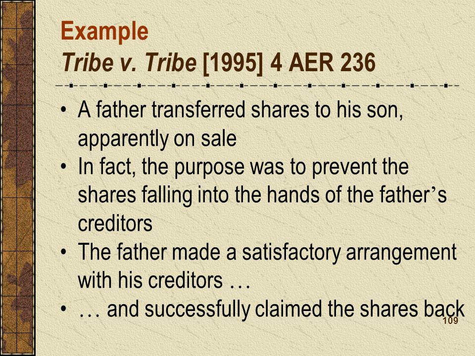 Example Tribe v.