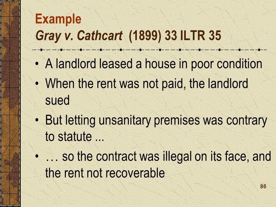 Example Gray v.