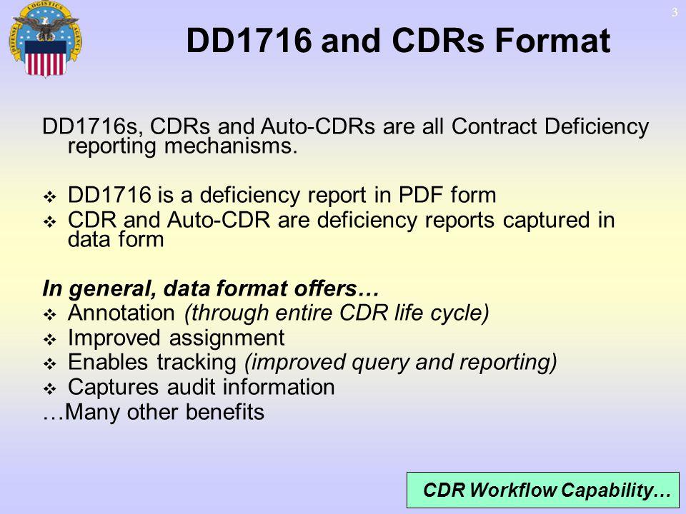 74 Return CDR Return Click Return… Enter a comment Return Notification… RETURN… Return original CDR to the SAME ASSIGNEE.