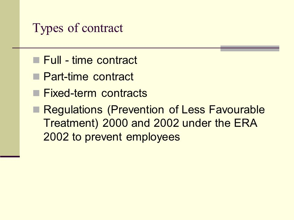 Continuity: periods away from work In order to acquire employment protection rights, there should be continuity of employment Important to consider the impact of weeks away from work; Section 212 of the ERA 1996 – main legislative provision Pregnancy, childbirth, sickness or injury, temporary cessation of work or custom or practice will generally count in computing the period of employment