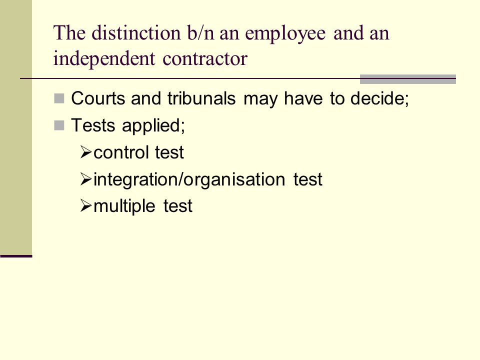Formation of the contract of employment – types of terms Written statement of terms - Pt 1 of ERA 1996 – names, rate of pay, hours of work etc.