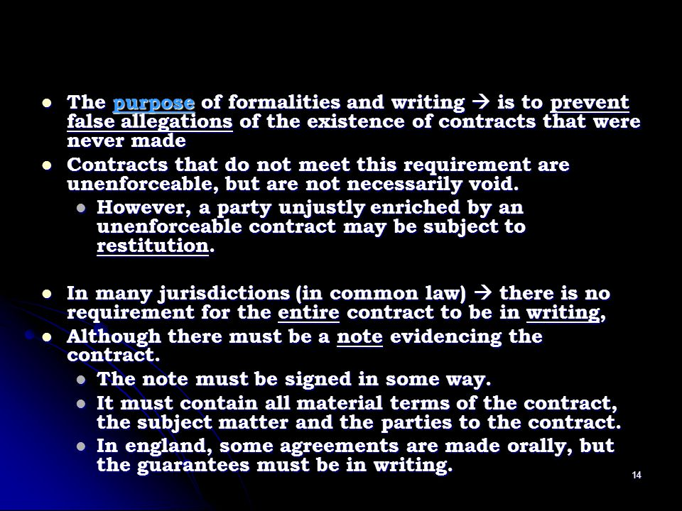 Signing a contract the person is bound by its terms whether they have read it or not.