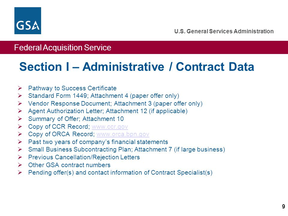 Federal Acquisition Service U.S.General Services Administration 30 Commercial Price List vs.