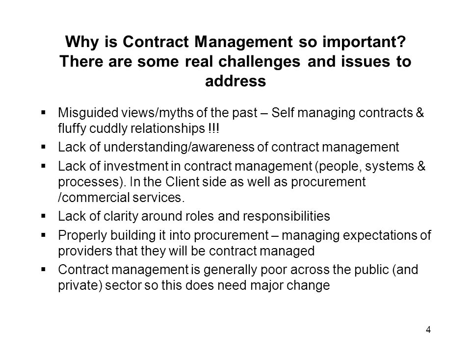5 Why is contact management so important.