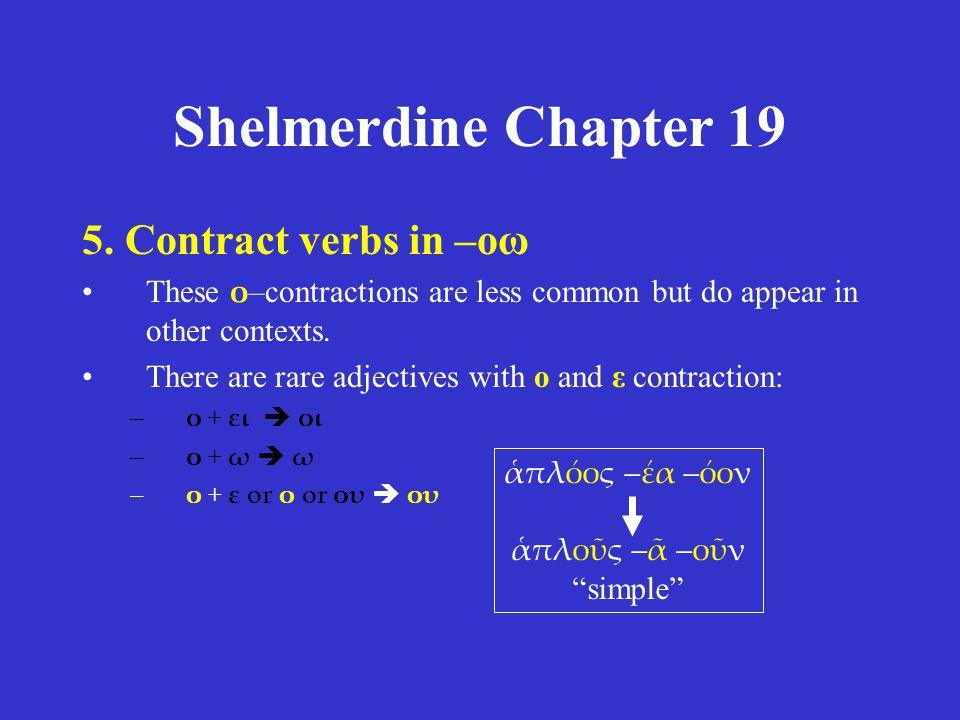 Shelmerdine Chapter 19 5.