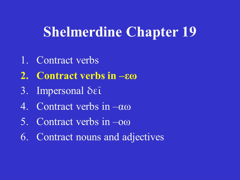 Shelmerdine Chapter 19 1.