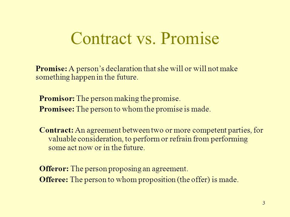 3 Contract vs.