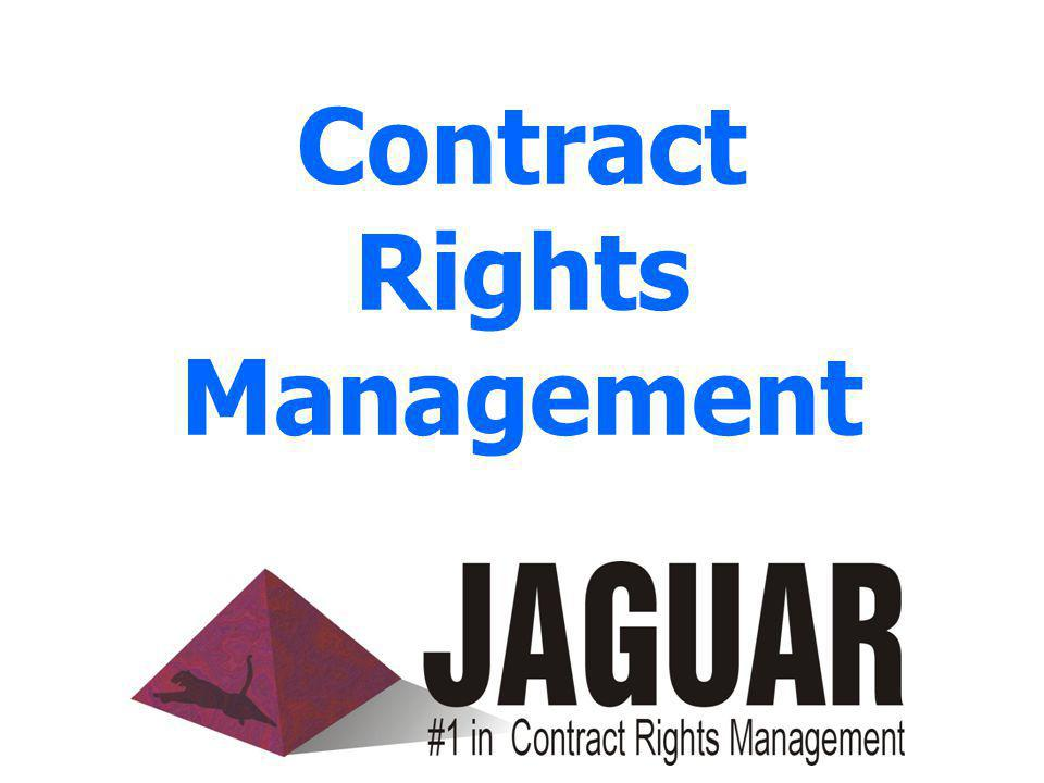 Contract Rights Management