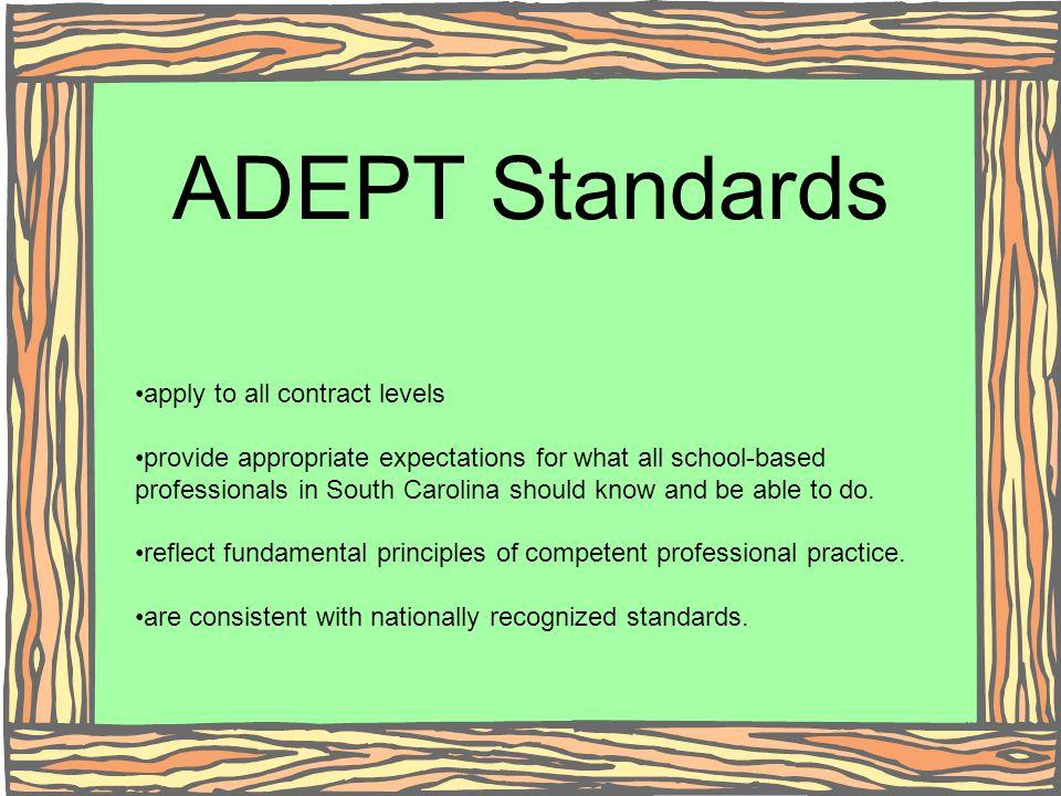 Understanding the Terminology of ADEPT