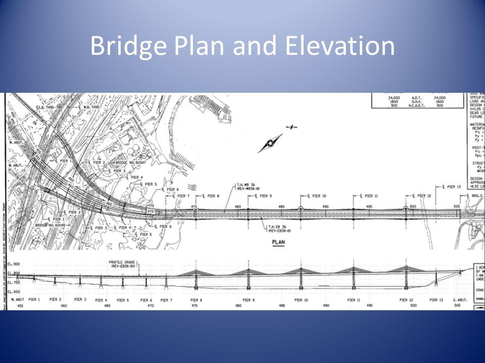 Bridge Plan and Elevation