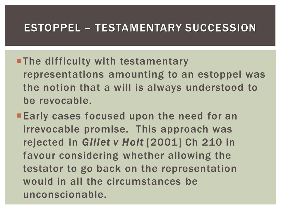 "Presentation ""Dr Stephen Janes Barrister Deputy Dean School of Law ..."