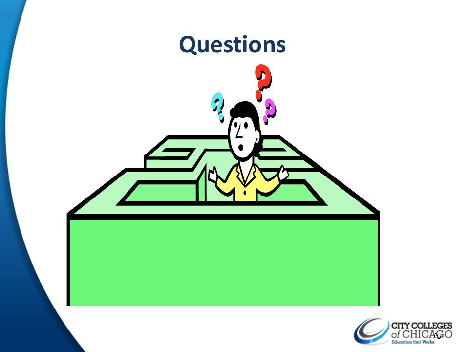 75 Questions