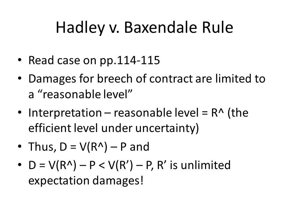 Hadley v.