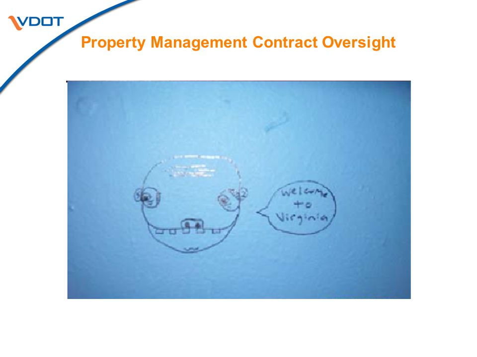 Property Management Contract Oversight