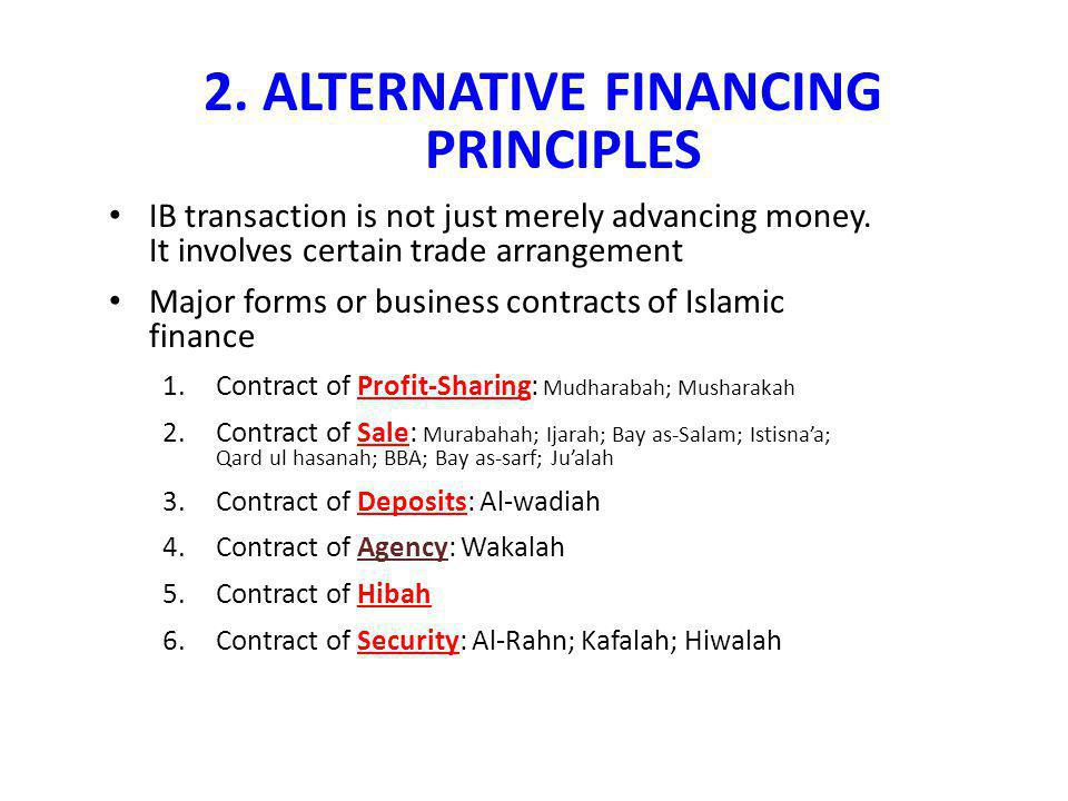 Basics of Ijarah Types of usufruct Property - capital assets (manfaah al-ayn) Labour - employment and service (manfaah al-amal) In ijarah-based financing, ijarah ayn is applied Major difference between ijarah and al-bay (sale) contracts Ownership of property is NOT transferred Risks and responsibilities remained with the owner (lessor) Comparable (but not identical) to conventional leasing contract