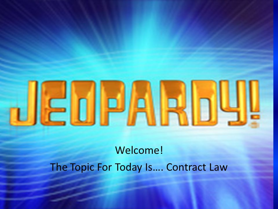 Topic 2: 1000 Question: What contract is oral or written? Answer: An expressed contract