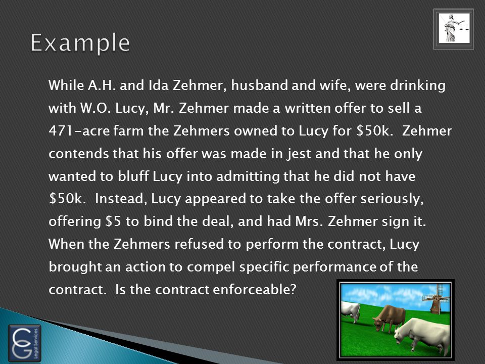 While A.H.and Ida Zehmer, husband and wife, were drinking with W.O.