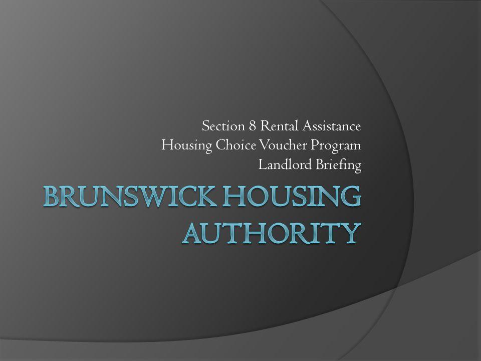 Section 8 Rental Assistance Housing Choice Voucher Program Landlord Briefing