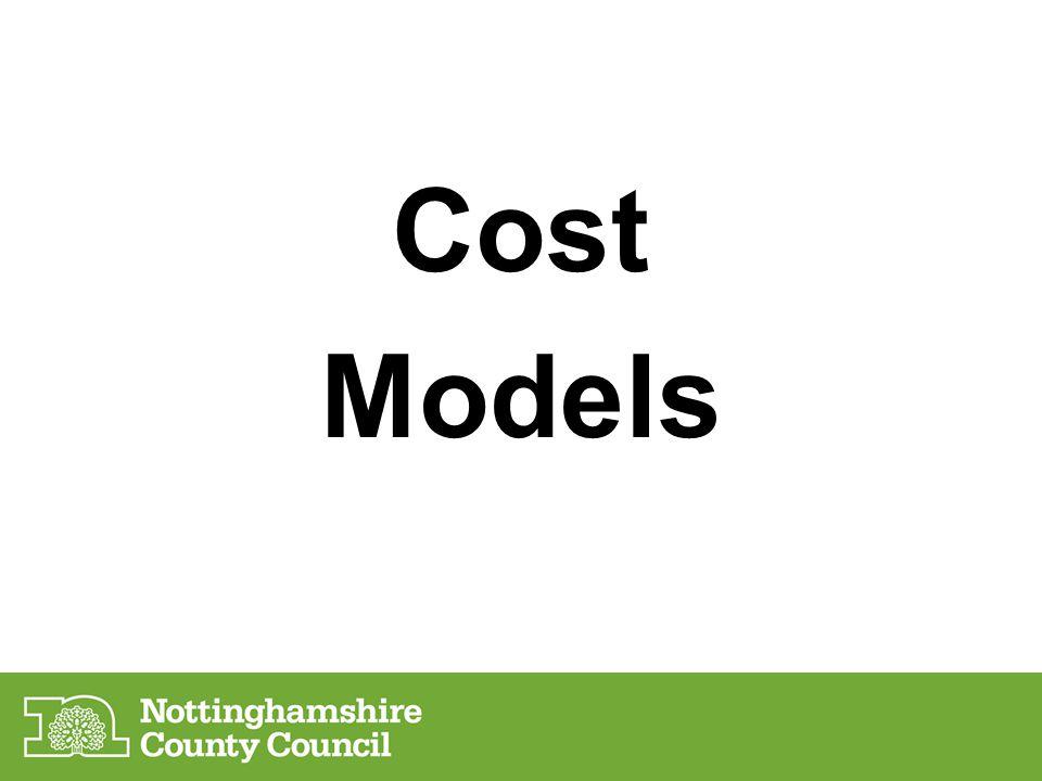 Cost Models
