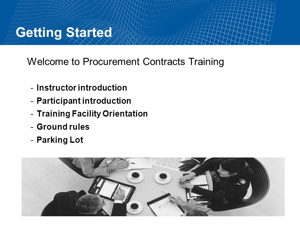 Contract Amendments Purchasing > Procurement Contracts > Add/Update Contracts