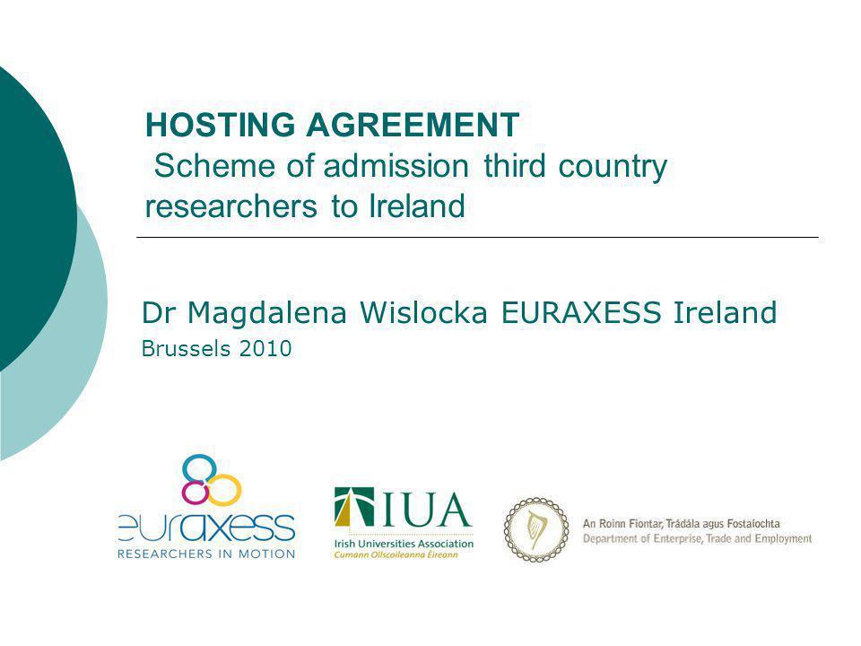 Dr Magdalena Wislocka E-mail: magda@iua.iemagda@iua.ie Telephone: +353-(0)1-6764948 Address: 48 Merrion Square, Dublin 2 Ireland Website: www.euraxess.iewww.euraxess.ie Contact Details