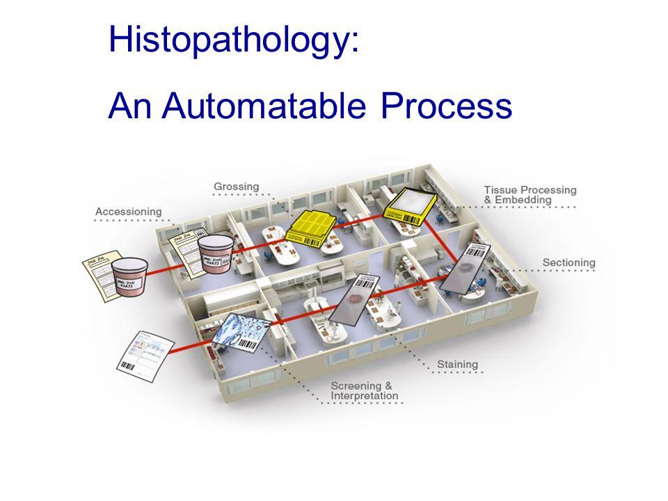 Histopathology: An Automatable Process