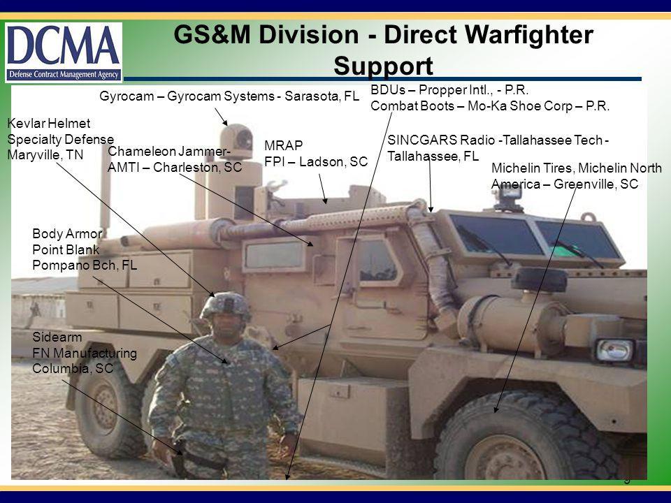 9 BDUs – Propper Intl., - P.R. Combat Boots – Mo-Ka Shoe Corp – P.R.