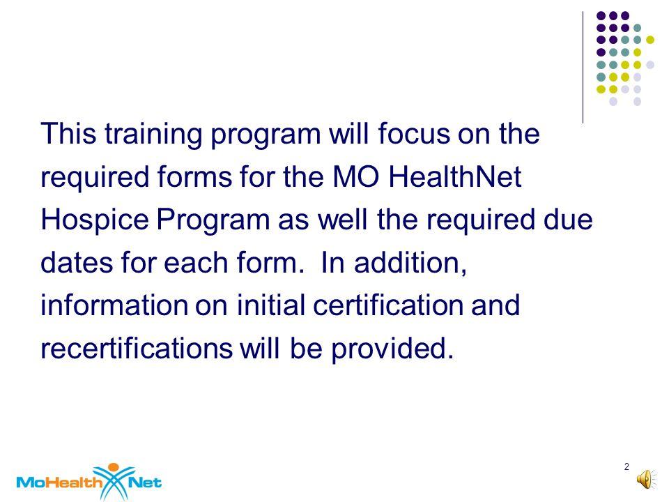 12 Hospice-Nursing Facility Contracts cont.