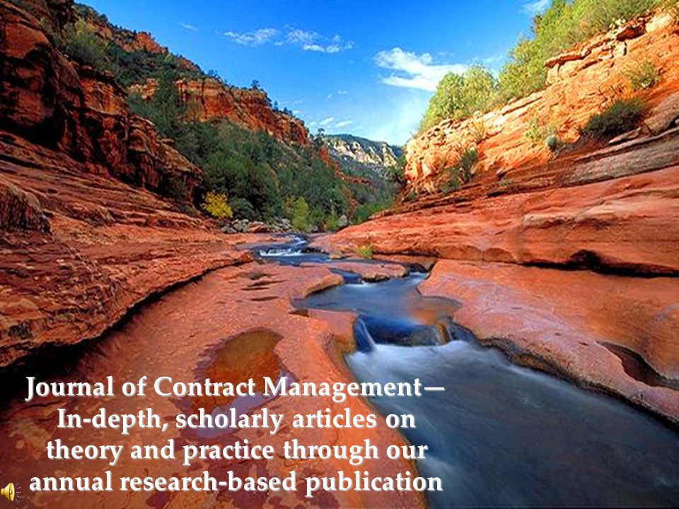 Contract Management MagazineUp-to-date, practical information, and contract management news from our full-color, monthly publication.