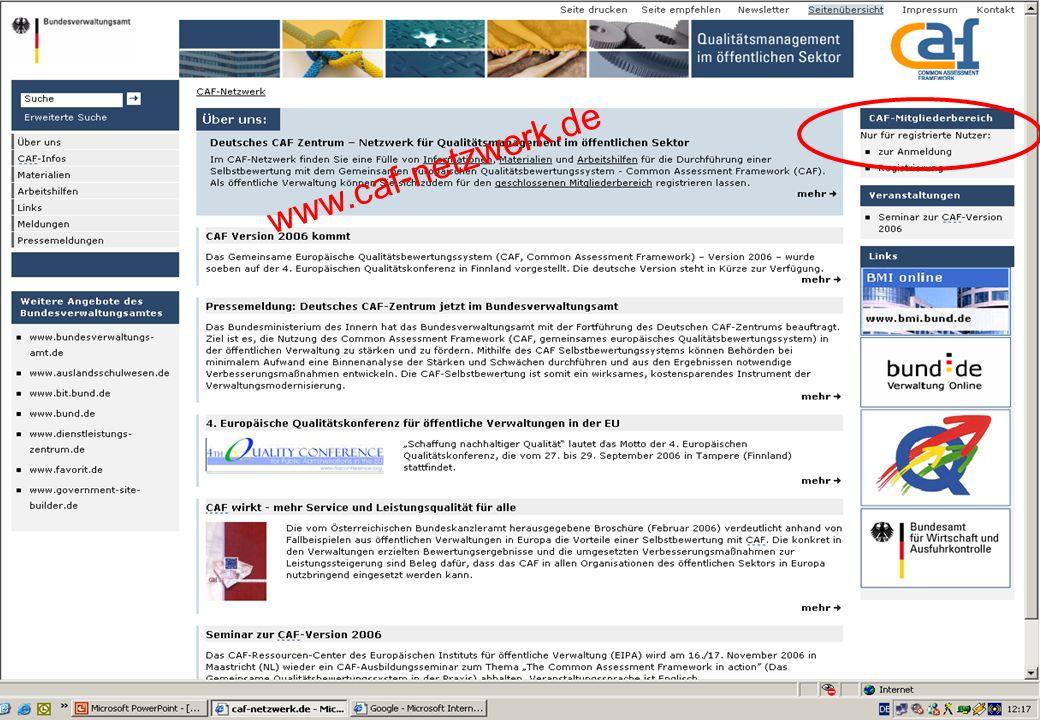 9 Page: www.caf-netzwerk.de