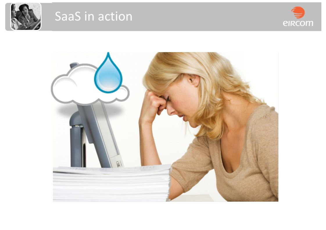 SaaS in action